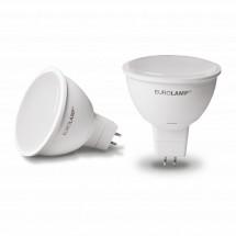Led лампа EUROLAMP TURBO NEW MR16 5W GU5.3 3000K 12V LED-SMD-05533(12T)new