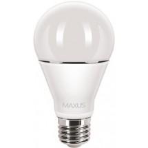 Led лампа МАХUS A65 12W 3000K E27 AL 1-LED-377