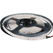 LED лента SMD SMD S3528-600 G(W) цвет-зеленый в силиконе, 9,6W 120шт/м, 12V