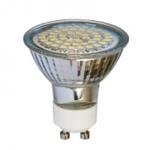 Светодиодная лампа Delux MR16 А 48 3.2W 3000K 12V GU5.3
