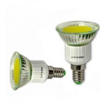 Светодиодная лампа Eurolamp LED-COB-R50-E14/30 R50 5W 3000K E14 рефлекторная