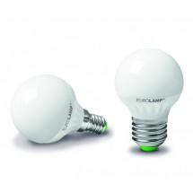 Светодиодная лампа Eurolamp LED-G50-E27/41 G50 Globe white 5W 4100K E27