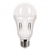 Светодиодная лампа Maxus 1-Led-258 А60 AL 10W 4100K 220V Е27