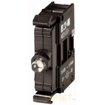 Светодиодный элемент 230V  M22-LED230-W 230V AC 216563 Eaton белый