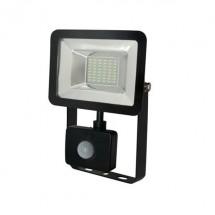Прожектор LED HOROZ 20W PUMA/S-20 с датчиком движения