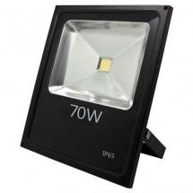 Светодиодный прожектор Led FERON LL-840 1LED 70W 6400K (33570290mm) IP65 черный
