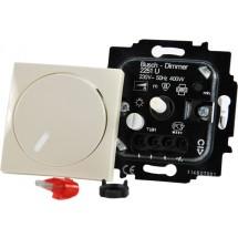 Светорегулятор 400Вт ABB Basic 55 2251 UCGL-92-507 слоновая кость
