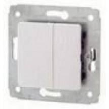 Светорегулятор 600 Вт Legrand Cariva  773615 белый цвет