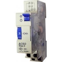 Таймер Е8 (лестничный выключатель)  Укрем АсКо A0090040002