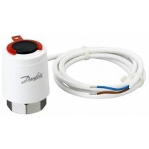 Термоэлектрический привод DANFOSS TWA-K NO 24В 1,2м 088H3141