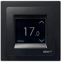 Терморегулятор Devi Devireg Touch Black 140F1069