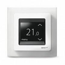 Терморегулятор Devi Devireg Touch White 140F1064