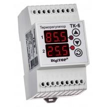 Терморегулятор ТК-6 Digitop Украина