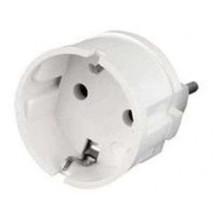 Штепсельная розетка -колодка удлинителя bm  505-001505-828 16А 250V