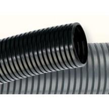 Труба гофрированная РА602329F2і Ø28,522,6мм черная стойкая к УФ ДКС