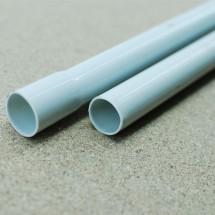 Труба пластиковая с раструбом Ø16мм 1516Е КА жесткая гладкостенная 3 метра Копос Чехия