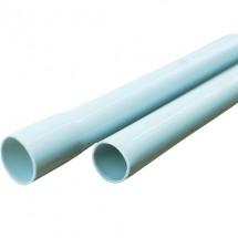 Труба пластиковая с раструбом Ø40мм 1540 KA жесткая гладкостенная 3 метра Копос Чехия