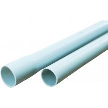 Труба пластиковая d 20мм ДКС 63930 жесткая гладкостенная. Длина - 3 метра