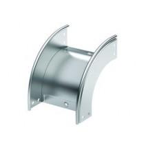 Угол CD90 вертикальный внешний 90° 200х100 ДКС 36823 сталь