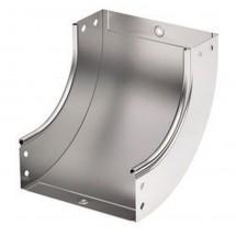 Угол CS 90 вертикальный внутренний 90° 150х100 ДКС 36702 сталь