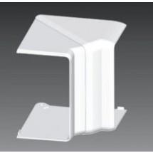 Угол внутренний EKD 80х40 HB 8505 Копос Чехия белый для пластикового кабельного короба