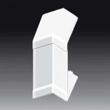 Угол внутренний PK 110X70 D HB 8455 Копос Чехия белый 8595057646827 для пластикового кабельного короба