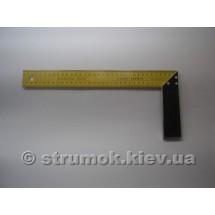 Уголок строительный 350мм Rexxer 05-003-XЕ