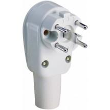 Вилка электрическая ABL 25А 3P+E+N 230V 2302010 (5 штырей)