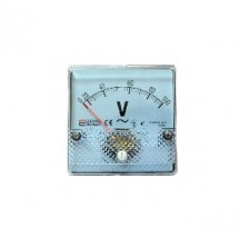 Вольтметр DC (100В) 80х80 Укрем Аско
