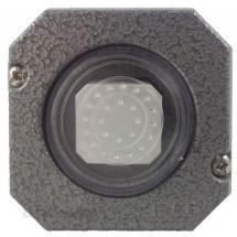 Выключатель кнопочный Garant 3558-80750 накладной