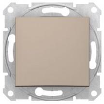 Переключатель крестовой Sedna SDN0400168 титан