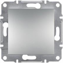 Переключатель проходной ASFORA EPH0400161 алюминий