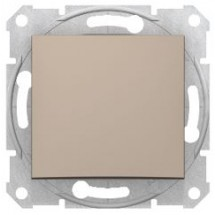 Переключатель проходной Sedna SDN0500168 титан