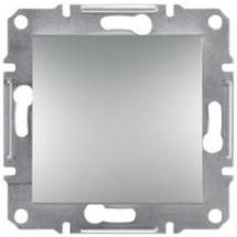 Выключатель крестовой ASFORA EPH0500161 алюминий