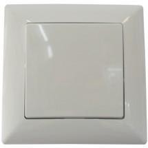 Выключатель 1-кл белый Visage 1281100100101