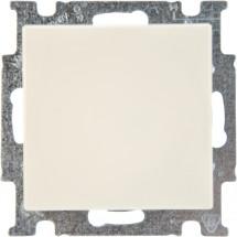 Выключатель 1-клавишный проходной 2006/6 UС-92-507 ABB Basic 55 слоновая кость