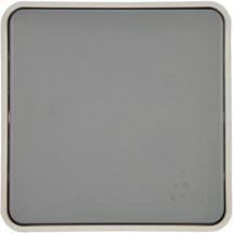 Механизм переключателя 1-клавишного 10А IP55 Legrand Plexo 69511 серый
