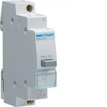 Выключатель кнопочный 16А 230V 2NO 1m SVN 331 Hager