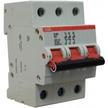 Выключатель нагрузки АВВ Е203 63А 400V