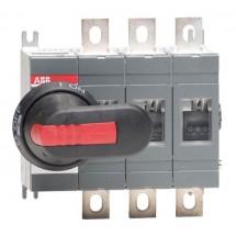 Выключатель нагрузки OT250E03P 250А, 690V, 3-полюсный
