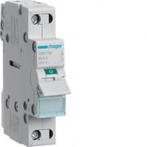 Выключатель нагрузки SBN116 16А 230V 1-полюсний Hager