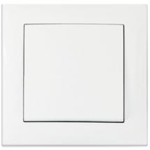Выключатель / переключатель 1-клавишный Erste Triumph белый цвет 9202-31,W