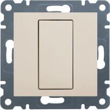 Заглушка HAGER LUMINA-2 WL7011 кремовый цвет