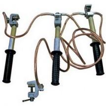 Заземление переносное ЗПП-1 для РП до 1кВ (16 мм кв)