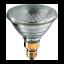Лампа галогенная SYLVANIA PAR38 80W/FL/CL/E27 рефлекторная