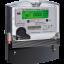 Счетчик электроэнергии 3-фазный НІК 2303 АРП3 1100 5(120А) (+А,-R,+R) однотарифный