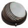 Светильник круглый пол-решетки HL907 60W черный ІР54