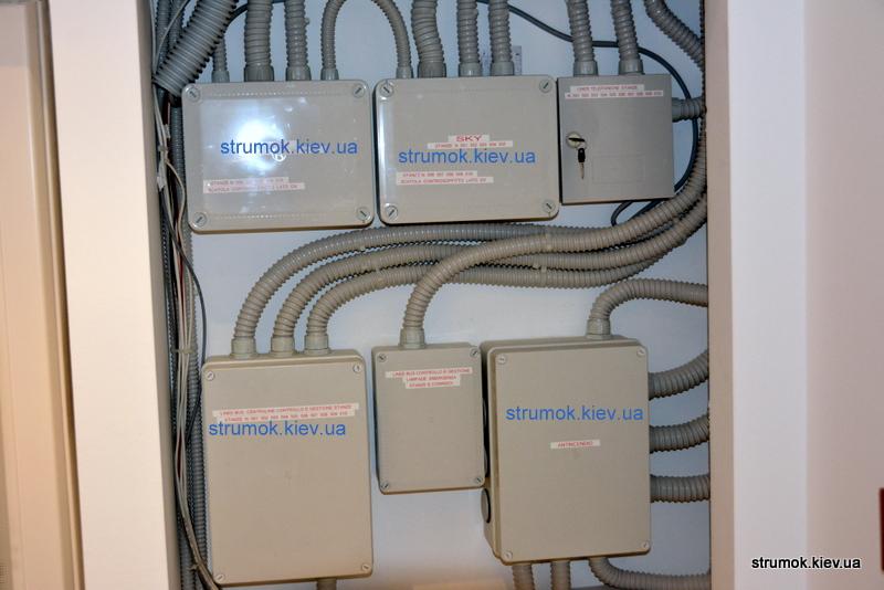 Правильная разводка электропроводки в трубах