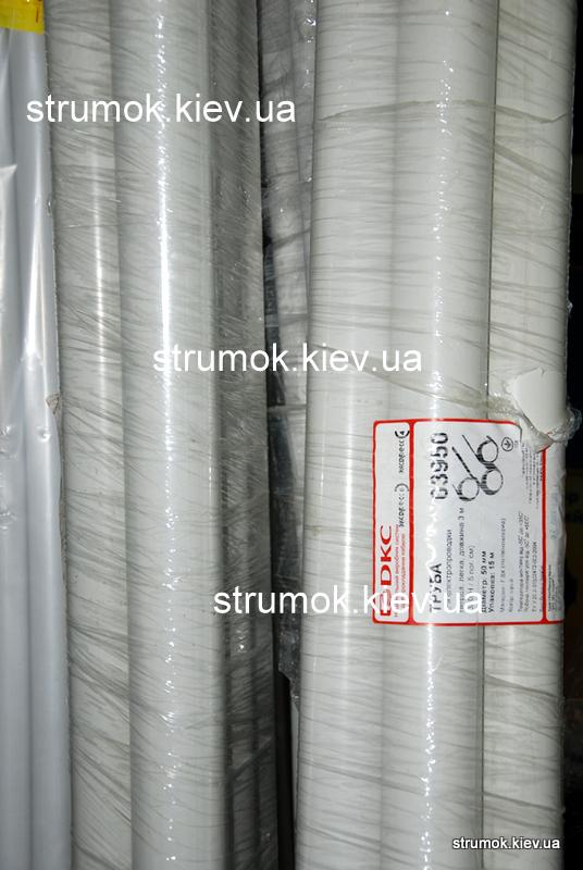 Купить трубы пластиковые для электропроводки в Киеве