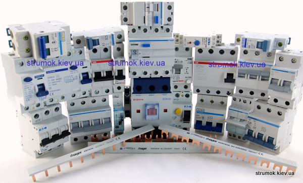 Купить автоматические выключатели Hager в Киеве